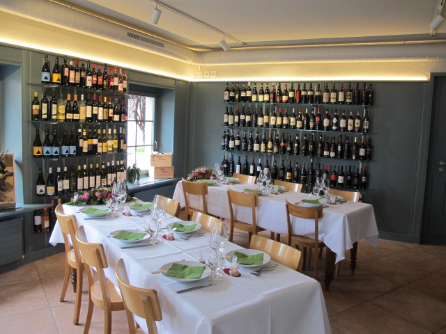 Weinbar Rössli Innenansicht